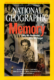 Cover of the November, 2012 National Geographic Magazine Fotografisk tryk af Rebecca Hale