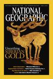 Cover of the June, 2003 National Geographic Magazine Fotografisk tryk af Sisse Brimberg