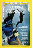 Cover of the July, 1969 National Geographic Magazine Photographic Print by Bates Littlehales
