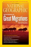 Cover of the November 2010 National Geographic Magazine Fotografisk tryk af Chris Johns