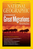 Cover of the November, 2010 National Geographic Magazine Photographic Print by Chris Johns