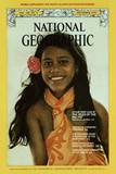 Cover of the December, 1974 National Geographic Magazine Photographic Print by H. Edward Kim