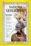 Cover of the May, 1962 National Geographic Magazine Photographic Print by John Scofield