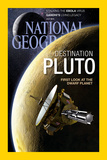 Cover of the July, 2015 National Geographic Magazine Photographic Print by Dana Berry
