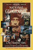 Cover of the January, 1988 National Geographic Magazine Photographic Print by Fred Otnes