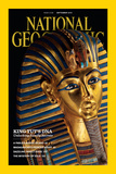 Cover of the September, 2010 National Geographic Magazine Photographic Print by Kenneth Garrett