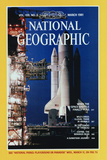 National Geographic Magazine Cover Photographic Print by Jon T. Schneeberger