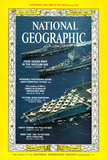 Cover of the February 1965 National Geographic Magazine Photographic Print by Winfield Parks