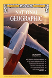 Cover of the August, 1977 National Geographic Magazine Fotografisk tryk af Bruce Dale