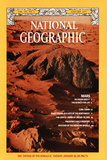 Cover of the January, 1977 National Geographic Magazine Photographic Print