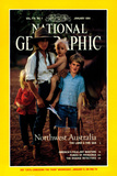 Cover of the January, 1991 National Geographic Magazine Fotografisk tryk af Sam Abell