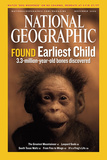Cover of the November, 2006 National Geographic Magazine Photographic Print by Leen Sarah