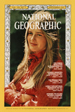 National Geographic Magazine Cover Photographic Print by James A. Sugar