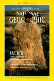 Cover of the May, 1988 National Geographic Magazine Photographic Print by Cary Wolinsky