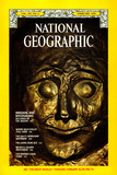 Cover of the February, 1978 National Geographic Magazine Photographic Print by Gordon Gahan