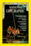 National Geographic Magazine Cover Photographic Print by Lowell Georgia