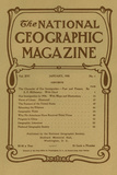 Cover of the January, 1905 National Geographic Magazine Photographic Print