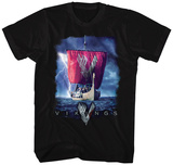 VIKINGS- SHIP & LOGO Sail T-Shirt