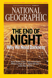 Cover of the November, 2008 National Geographic Magazine Photographic Print by Jim Richardson