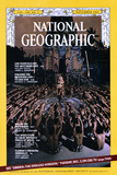 National Geographic Magazine Cover Photographic Print by Donna K. & Gilbert M. Grosvenor
