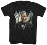 VIKINGS- Ragnar Odin's Eye T-shirts