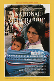 Cover of the August, 1984 National Geographic Magazine Photographic Print by Stephanie Maze