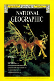 Cover of the June, 1978 National Geographic Magazine Photographic Print by Paul Zahl