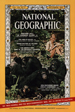 Cover of the December, 1965 National Geographic Magazine Photographic Print