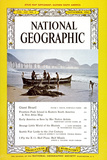 Cover of the September, 1962 National Geographic Magazine Photographic Print by Winfield Parks
