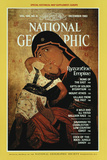 Cover of the December, 1983 National Geographic Magazine Photographic Print by James L. Stanfield