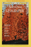 Cover of the March, 1975 National Geographic Magazine Fotografisk tryk af Robert Madden