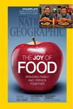Cover from the December 2014 National Geographic Magazine Photographic Print by Mark Thiessen