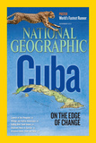 Cover of the November, 2012 National Geographic Magazine Fotografisk tryk af Jeremy Collins