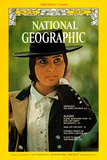 Cover of the June, 1975 National Geographic Magazine Photographic Print by Joe Scherschel Scherschel