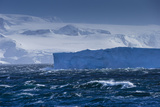 A Tabular Iceberg Near Cuverville Island, Antarctica Photographic Print by Ralph Lee Hopkins