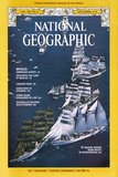 National Geographic Magazine Cover Photographic Print by Gilbert M. Grosvenor