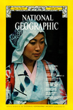 Cover of the June, 1976 National Geographic Magazine Photographic Print by George F. Mobley