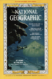 National Geographic Magazine Cover Photographic Print by Robert B. Goodman