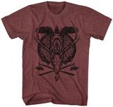 VIKINGS- Mixed Crests T-Shirt