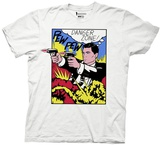 Archer-  Danger Zone Pop Art T-Shirt