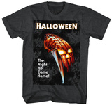 HALLOWEEN- THE NIGHT HE CAME HOME Paisley Shirts