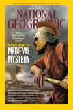 Cover of the November, 2011 National Geographic Magazine Photographic Print by Daniel Dociu