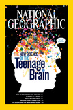 Cover of the October, 2011 National Geographic Magazine Photographic Print