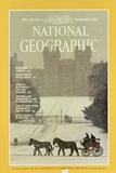 Cover of the November, 1980 National Geographic Magazine Photographic Print by James L. Stanfield