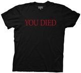 Dark Souls- You Died T-Shirt