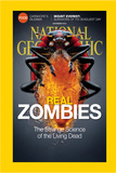 Cover of the November, 2014 National Geographic Magazine Photographic Print by Anand Varma