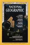 Cover of the June, 1967 National Geographic Magazine Photographic Print by Bruce Dale