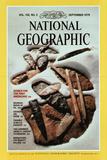 Cover of the September, 1979 National Geographic Magazine Fotografisk tryk af David Arnold