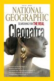 Cover of the July, 2011 National Geographic Magazine Fotografisk tryk af Sam Weber