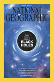 Cover of the March, 2014 National Geographic Magazine Photographic Print by Mark A. Garlick